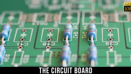 Thumbnail for The Circuit Board 13
