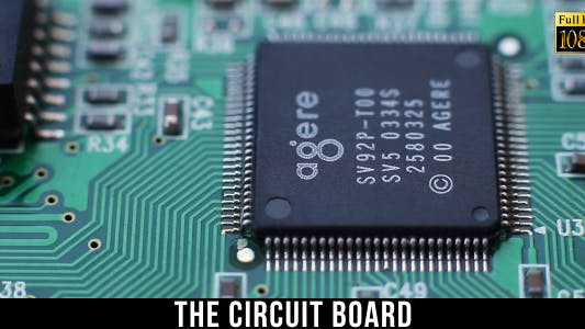 Cover Image for The Circuit Board 48