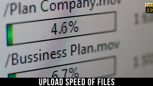 Cover Image for Upload Speed Of Files 4