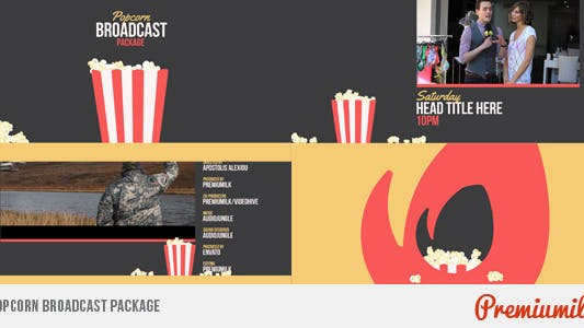 Thumbnail for Popcorn Broadcast Package