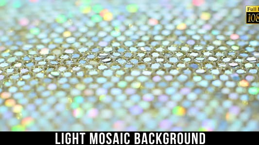 Thumbnail for Light Mosaic Background 2