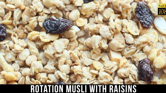 Thumbnail for Musli With Raisins 2