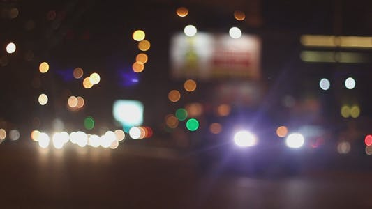 Thumbnail for Night City Traffic