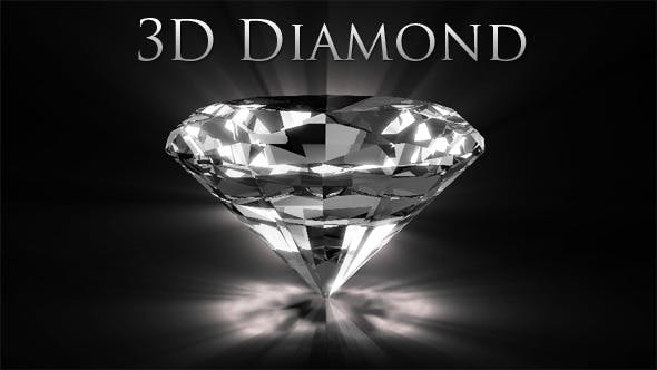 Thumbnail for 3D Real Diamond