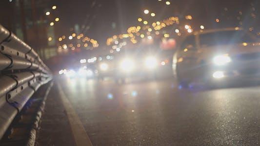 Thumbnail for Night City Traffic 4