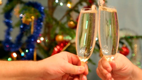 Christmas Toasting