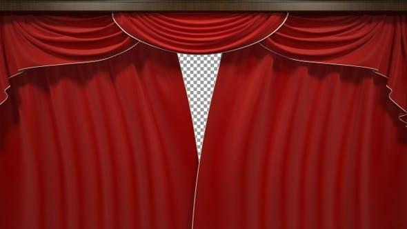 4K - Opener Theater Curtain