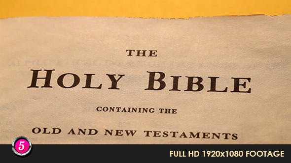 Thumbnail for Old Holy Bible 300