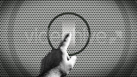 Thumbnail for Hand click logo opener - revealer