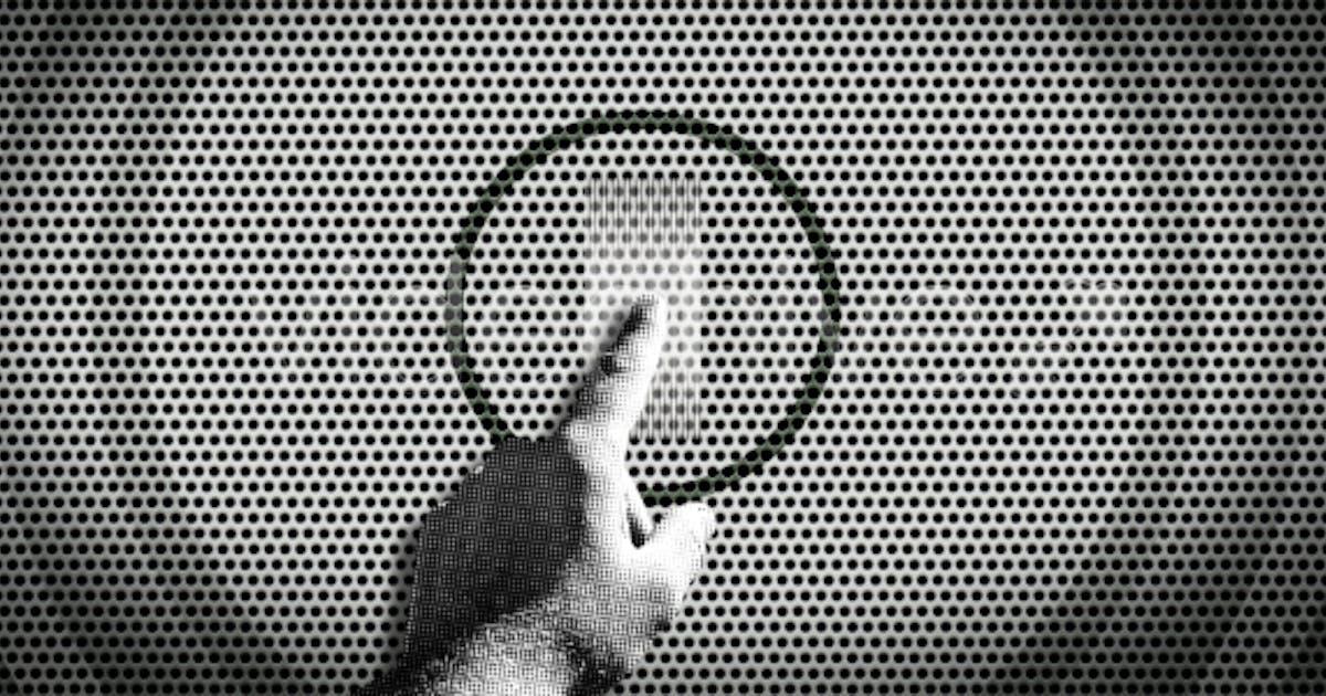Download Hand click logo opener - revealer by steve314