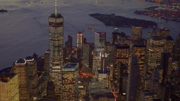 Thumbnail for Business District in Urban Metropolis