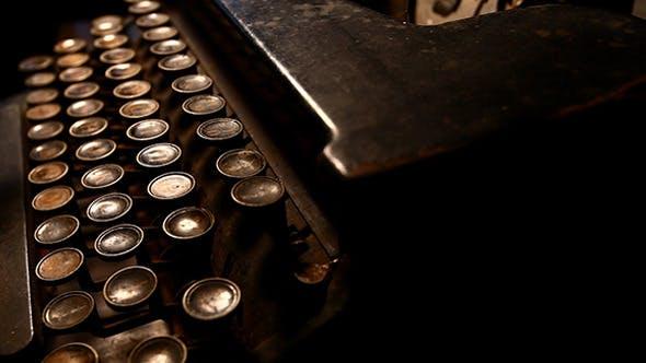Thumbnail for Vintage Schreibmaschine 235