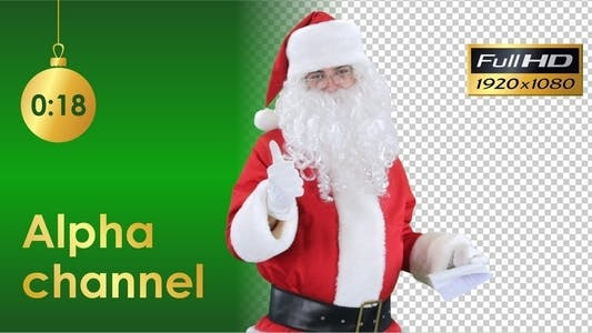 Thumbnail for Letter to Santa Claus 2