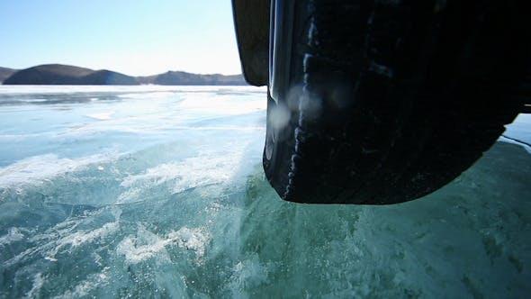 Thumbnail for Drive the Car Across the Frozen Lake Baikal 8