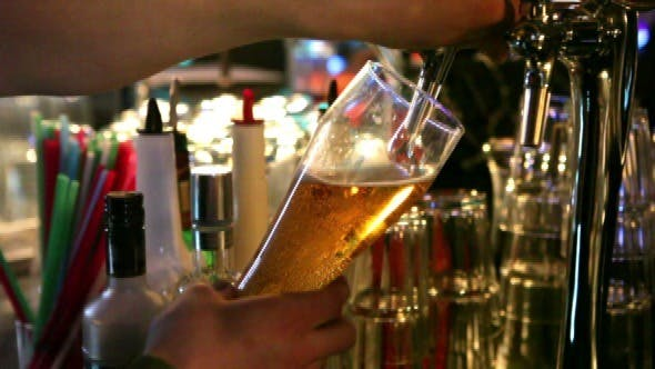 Thumbnail for Pouring Draught Beer