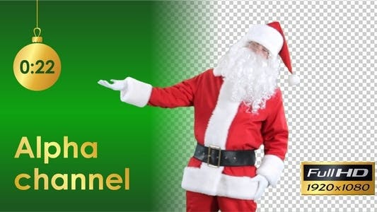 Thumbnail for Santa Claus Shows The Side 1