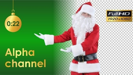 Thumbnail for Santa Claus Shows The Side 2