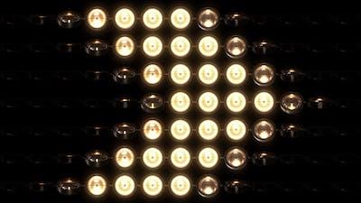 Rotating Spotlights