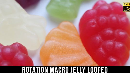 Thumbnail for Rotation Fruit Jelly Looped 3