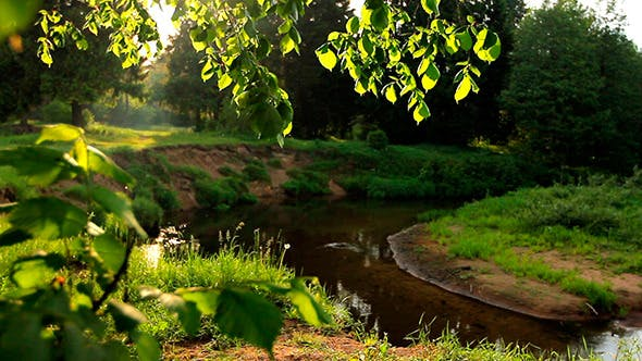 Thumbnail for River Landscape
