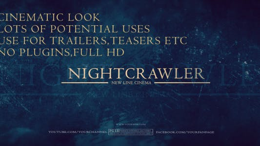 Thumbnail for Nightcrawler