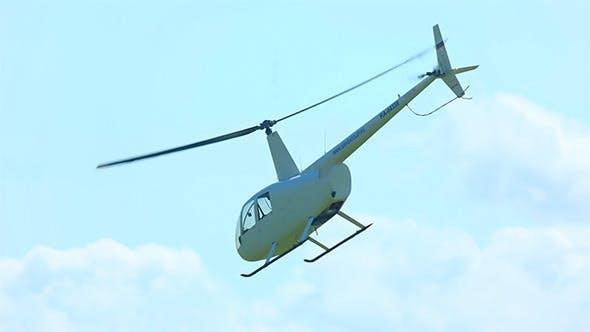 Helicopter Aerobatics