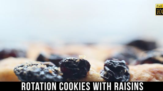 Cover Image for Cookies With Raisins 2