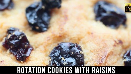 Thumbnail for Cookies With Raisins 3