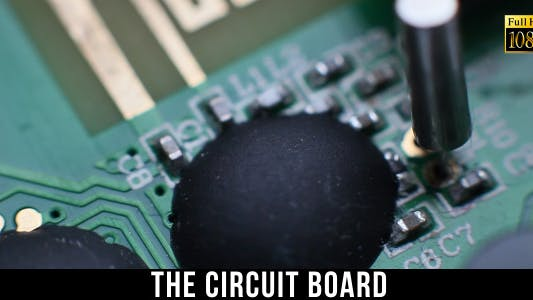 Cover Image for The Circuit Board 50