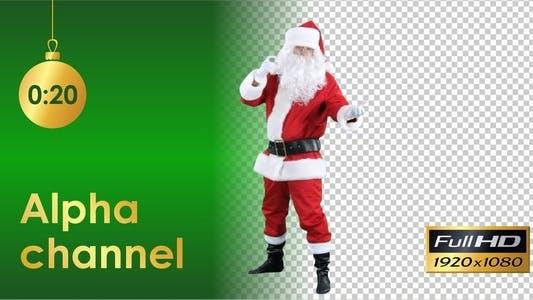 Thumbnail for Santa Claus Photographs