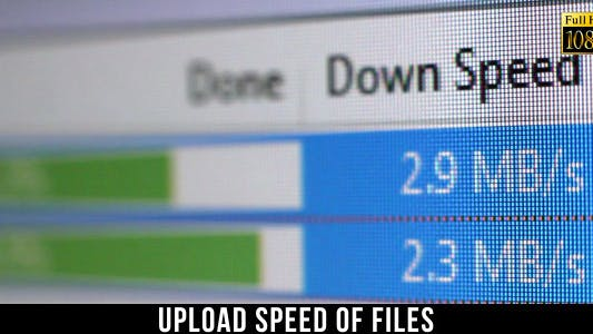 Cover Image for Upload Speed Of Files 10