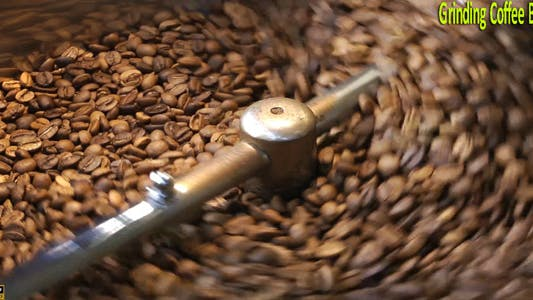 Thumbnail for Grinding Coffee Beans