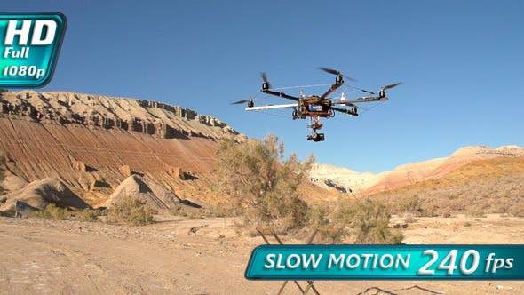 Thumbnail for Flying Up Hexacopter