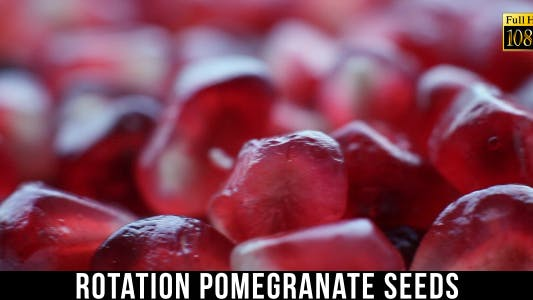 Cover Image for Pomegranate Seeds