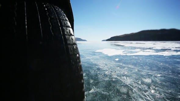 Thumbnail for Drive the Car Across the Frozen Lake Baikal 13