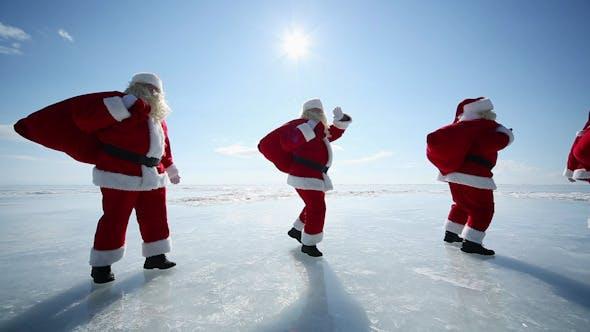 Thumbnail for Santa Claus Looping