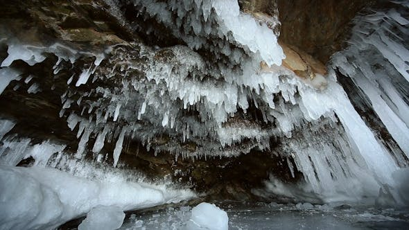 Thumbnail for Panorama of Hanging Icicle 17