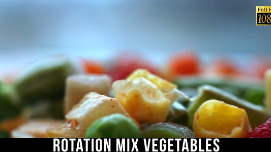 Cover Image for Mix Vegetables 4