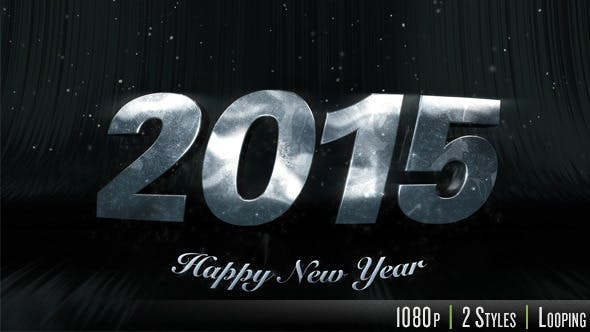 Cover Image for 2015 New Year Celebration