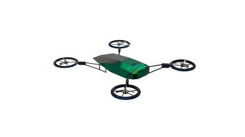 Satellite Hijacker Drone