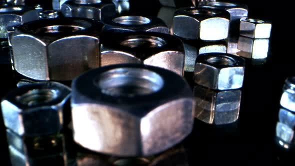 Stainless Steel Nuts 6