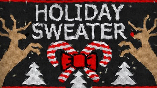 Thumbnail for Holiday Sweater