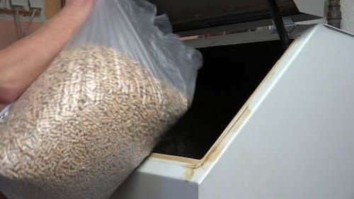 Pellet Fuels  From Compresse Biomass