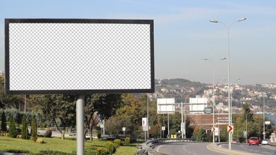 Billboard Green Screen