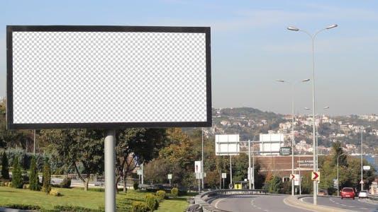 Thumbnail for Billboard Green Screen