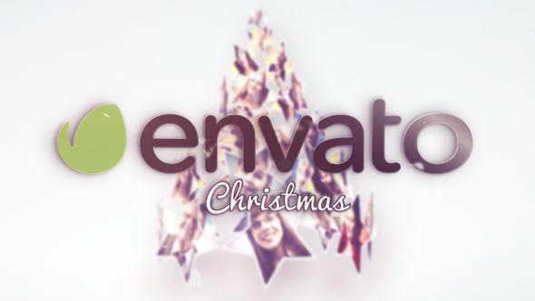 Thumbnail for Christmas Stars Tree Greetings