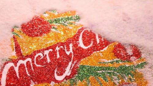 Fröhlicher Weihnachtswunsch