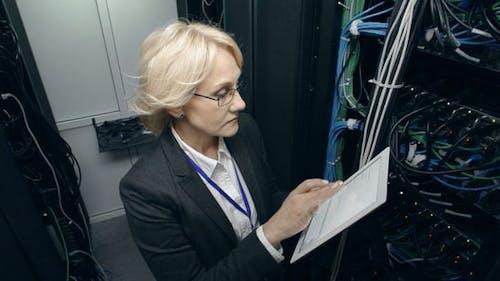 Datenbank-Cluster-Inspektion