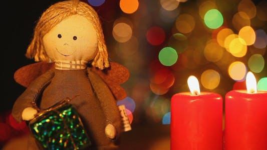 Thumbnail for Mädchen Spielzeug Geschenkbox und Kerzen 2