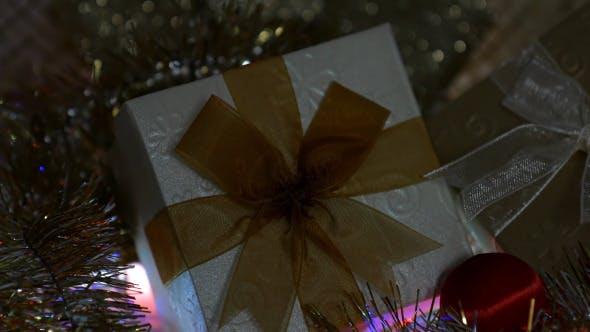 Thumbnail for Christmas And Gift Box 03